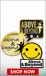 Above & Beyond Pins