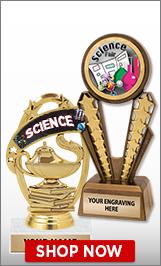 Science Fair Trophies