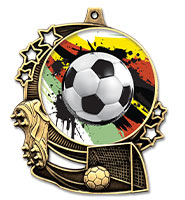 U-Sports Double Action Soccer Medals