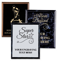 Etched Plaques