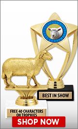 Sheep Trophies