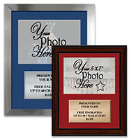 Framed Photo Plaques