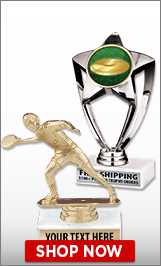 Flying Disc Trophies