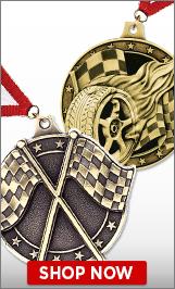 Dirt Bike Medals