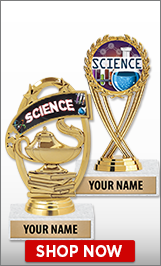 Science Trophies