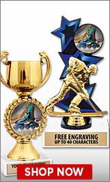 Inline Hockey Trophies