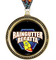 Legend Raingutter Regatta® Insert Medals
