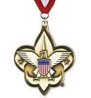 Boy Scout™ Medal