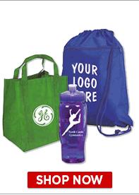 Custom Logo Bags/Drinkware