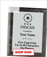 Discus Plaques