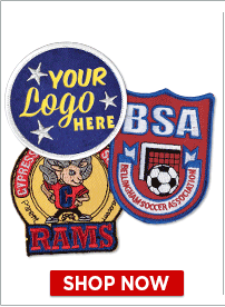 Custom Logo Patches