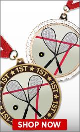 Squash Medals
