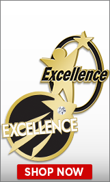 Excellence Pins