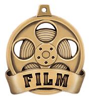 """2"""" Film Medal"""