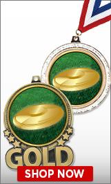 Flying Disc Medals