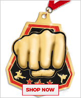 Jiu-Jitsu Medals
