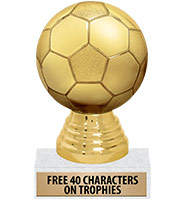 Cayan Soccer Trophy
