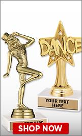 Tap Dance Trophies