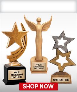 Achievement Sculptures