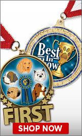 Dog Medals