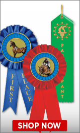 Equestrian Ribbons