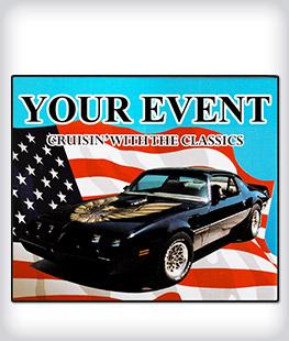 Custom Aluminum Dash Plaques With Your Logo: