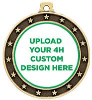 Custom 4-H Medals