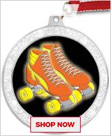 Roller Skating Medals