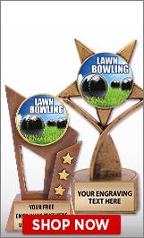 Lawn Bowling Sculptures
