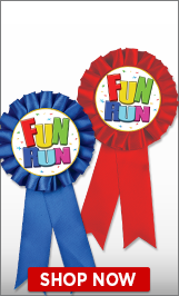 Fun Run Ribbons