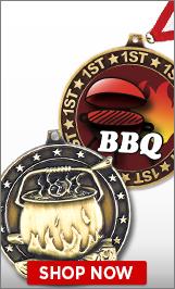 BBQ Medals