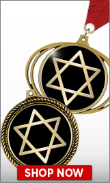 Star of David Medals