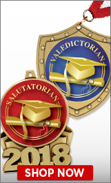 Valedictorian Medals