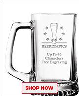Beerlympics Glasswares