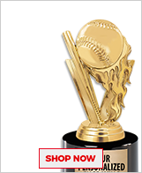 Fantasy Baseball Trophies