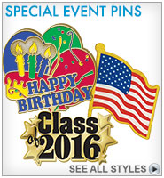 Special Event Pins