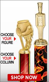 Chef Column Trophies