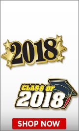 Class Of 2018 Pins