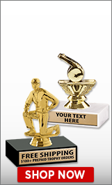 Referee Trophies