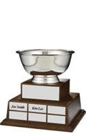 "Fantasy Football 12.5"" Tower Trophy"