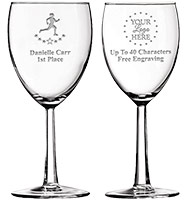 Twinkle Wine Glasses