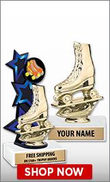 Roller Skating Trophies