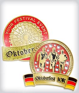 Custom Specialty Oktoberfest Pins