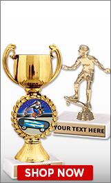 Skateboarding  Trophies