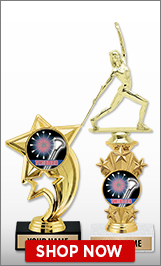 Baton Twirling Trophies
