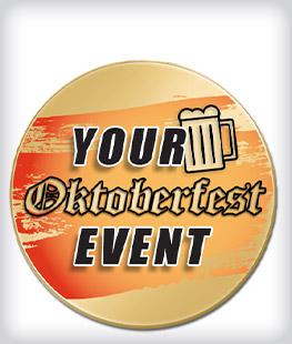 Custom Printed Oktoberfest Pins