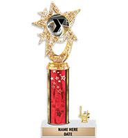 "10""-12"" YMCA Classic Holder Trim Trophies"