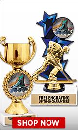 Inline Hockey Trophies