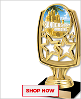 Sandcastle Building Trophies
