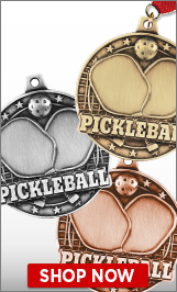 Pickleball Medals